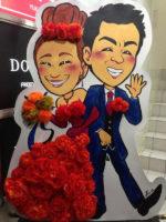 スタッフの結婚披露宴に行ってきました!